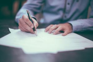 Dokumenty prawa i obowiązki podejrzanego